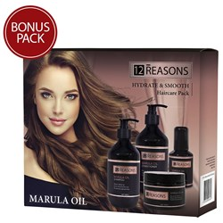 12Reasons Marula Oil Hair Care Gift Pack