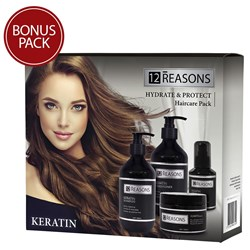 12Reasons Keratin Hair Care Gift Pack
